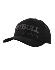 CZAPKA PIT BULL SNAPBACK CLASSIC SEASCAPE 19 BLAC-RED