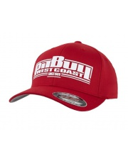 CZAPKA PIT BULL FULL CAP CLASSIC BOXING 19 RED