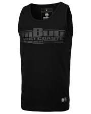 TANK TOP KOSZULKA PIT BULL SLIM FIT BOXING BLACK