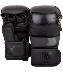 RĘKAWICE MMA SPARINGOWE RINGHORNS VENUM CHARGER BLACK