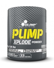 OLIM PUMP XPLODE POWDER 300G PRE WORKOUT