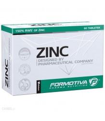 FORMOTIVA ZINC 60 TABLETEK CYNK