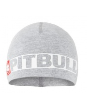CZAPKA JESIEŃ/ZIMA PIT BULL ATHLETIC GREY