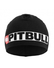 CZAPKA JESIEŃ/ZIMA PIT BULL ATHLETIC BLACK