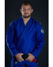 KIMONO GI DO BJJ GROUND GAME ROOKIE NIEBIESKIE
