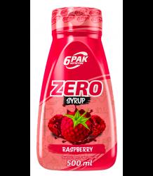 6PAK SOS SAUCE ZERO 500ml Raspberry