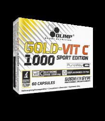 OLIMP VITAMIN C GOLD-VIT C 1000 SPORT EDITION 60caps