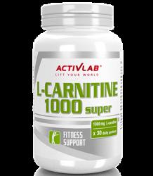 ACTIVLAB L-CARNITINE 1000 super