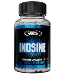 Real Pharm Inosine 500 mg 90caps Inozyna PRZECIWWIRUSOWE