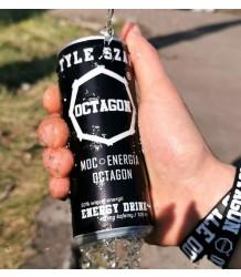 ENERGY DRINK OCTAGON TYLE SZANS ILE ODWAGI