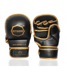RĘKAWICE SPARINGOWE MMA OCTAGON GOLD EDITION