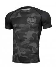 RASHGUARD PIT BULL CAMO BLACK BY CASINO