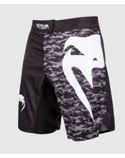 SPODENKI MMA VENUM LIGHT 3.0 BLACK CAMO