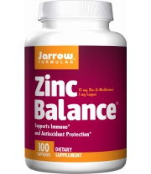 JARROW FORMULAS Zinc Balance - 100 caps