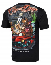 T-SHIRT KOSZULKA PIT BULL City of Dogs 19