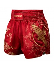 Spodenki Muay Thai Hayabusa Falcon Red