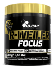 OLIMP R-WEILER FOCUS 300g PRE WORKOUT