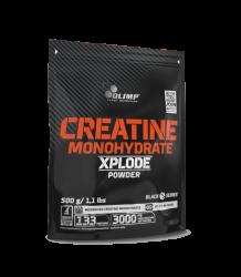 CREATINE MONOHYDRATE XPLODE 500g POWDER KREATYNA