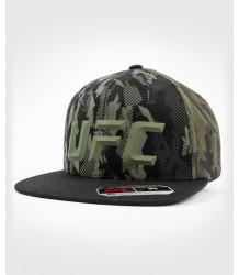 CZAPKA VENUM UFC AUTHENTIC FIGHT WEEK KHAKI
