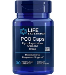 Life Extension PQQ Caps 10mg 30kaps
