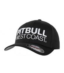 CZAPKA PIT BULL FULL CAP CLASSIC TNT BLACK