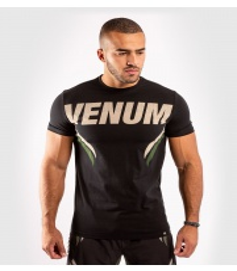 T-SHIRT KOSZULKA VENUM ONE FC IMPACT BLACK/KHAKI