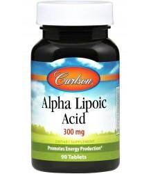 CARLSON LABS Alpha Lipoic Acid 90 vcaps