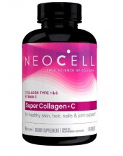 NeoCell Super Collagen + C 250 tablets