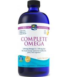 Nordic Naturals Complete Omega 1270mg Lemon - 473 ml
