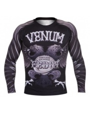 RASHGUARD VENUM BLACK EAGLE FEDOR COMPRESSION