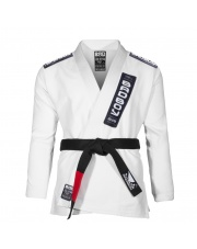 KIMONO GI DO BJJ BAD BOY BIAŁE SERIES DEFENDER