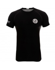RASHGUARD POUNDOUT BASE SHORT SLEEVE