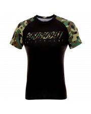 RASHGUARD POUNDOUT UNIT SHORT SLEEVE