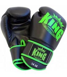 RĘKAWICE BOKSERSKIE KING BGK-12 BGK 12 TOP KING