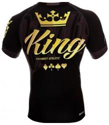 RASHGUARD POUNDOUT KING 2.0 SHORT SLEEVE