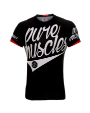 RASHGUARD POUNDOUT PURE MUSCLE SHORT SLEEVE