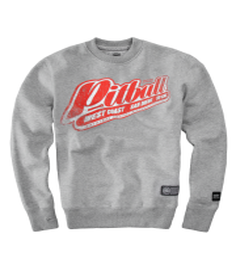 Bluza Pit Bull Red Brand Crewneck