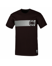 T-SHIRT KOSZULKA PIT BULL CASINO BROWN