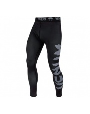 VENUM LEGINSY GIANT SPATS LEGGINSY BLACK/GREY