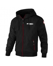 KURTKA PIT BULL ATHLETIC 7 BLACK