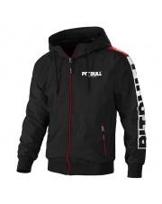 KURTKA PIT BULL ATHLETIC 8 BLACK